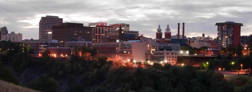 Spokane hotel shuttles