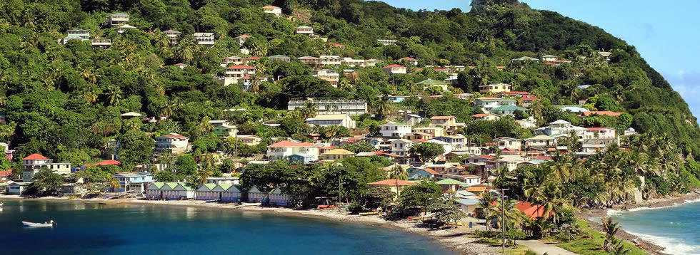 Airports in St. Lucia