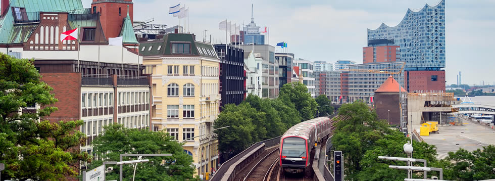 Stadt Hamburg hotel shuttles