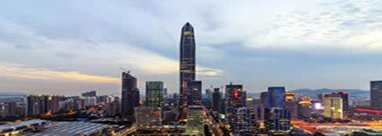Shenzhen shuttle to the airport
