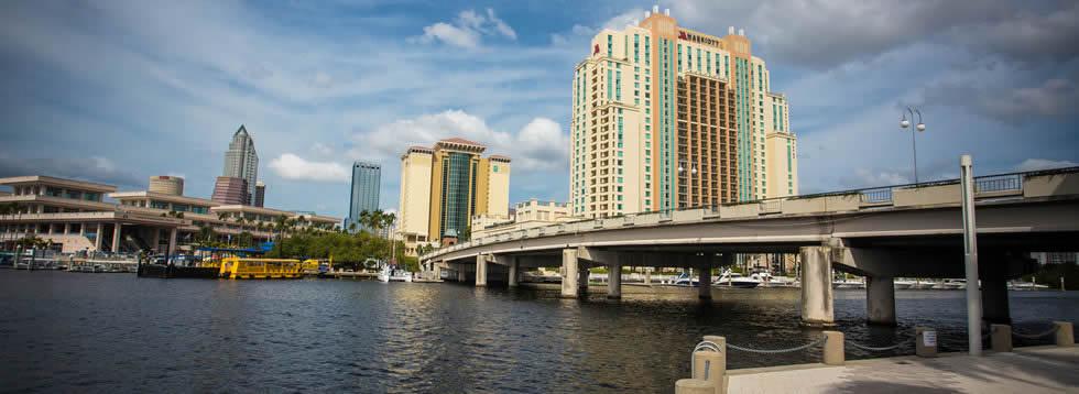 Shuttles to Tampa neighborhoods