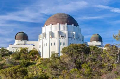 LAX observation deck