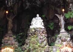 Portland Oregon spiritual garden