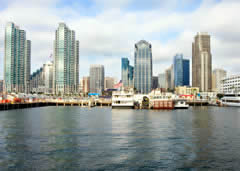 Visit The Seaport Village