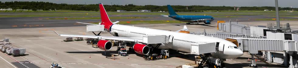 Tokyo Narita airport shuttles in terminals