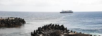 Tristan da Cunha Island airport shuttle service