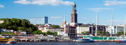 25 Hours Hafen City airport shuttle service