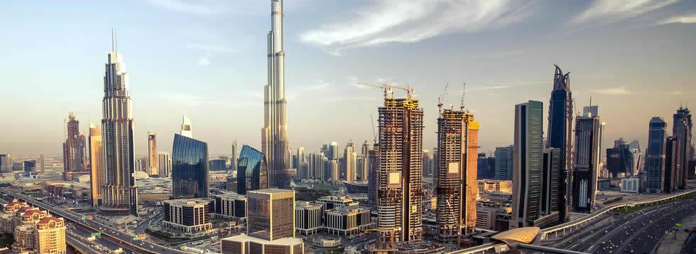 Airports in United Arab Emirates