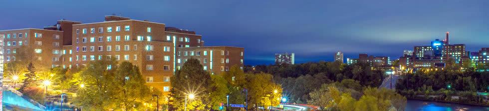 University Minnesota shuttles
