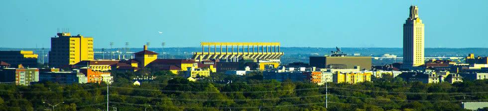University of Texas shuttles