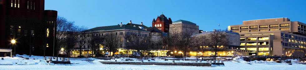 University of Wisconsin Milwaukee shuttles