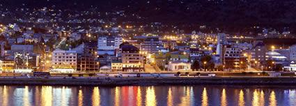 Ushuaia Cruise Ports airport shuttle service