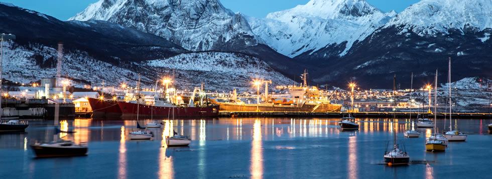 Ushuaia Cruise Ports shuttles