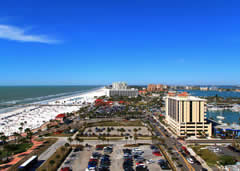 Visit sunny Clearwater Beach
