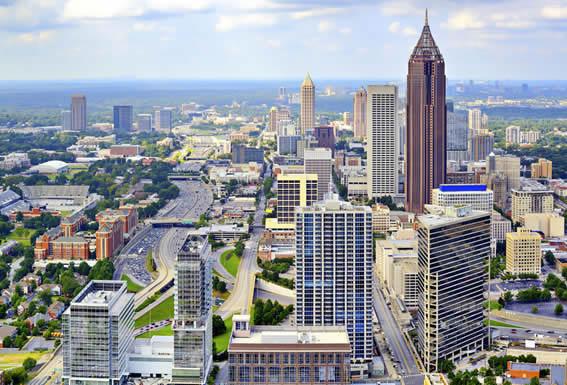 Visit Atlanta airports