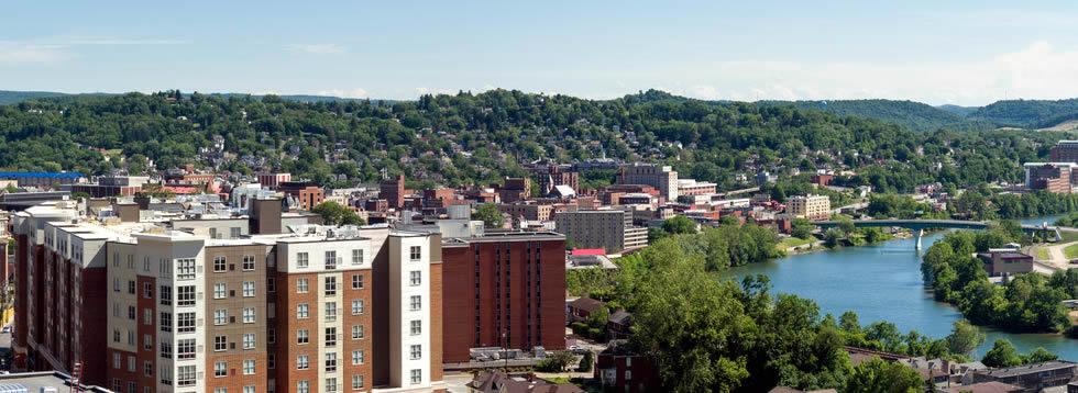 Virginia University shuttles