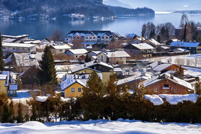 Winter holiday vacations