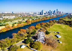 Zilker Park recreation