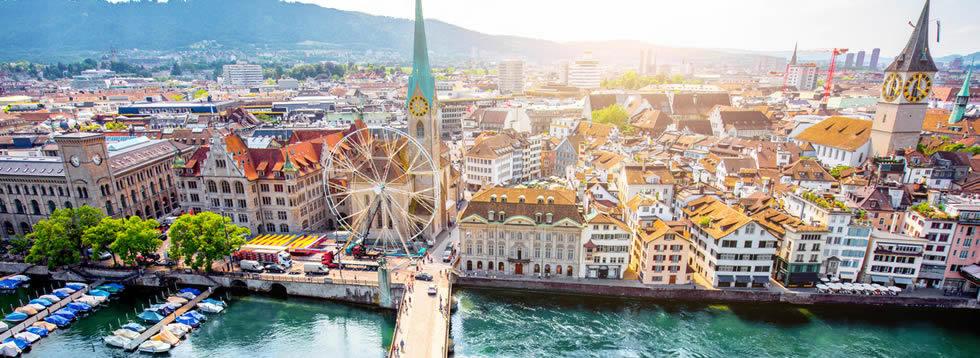 Zurich hotel shuttles