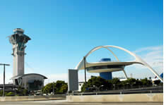 LAX shuttle transfers