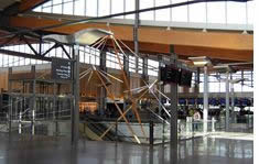 RDU airport transportation
