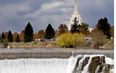 Idaho Falls shuttle to the airport