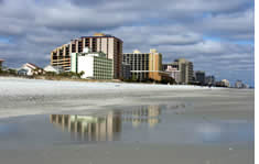 Myrtle Beach shuttle to the airport