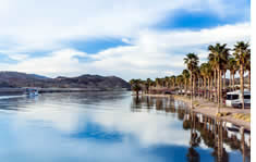 Bullhead City shuttle to the airport