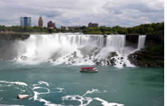 Niagara Falls shuttle to the airport