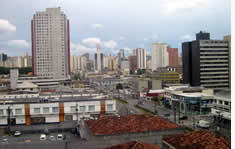 Curitiba shuttle to the airport