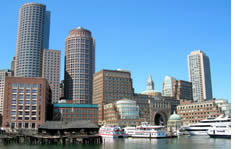 Port of Boston shuttle to the airport