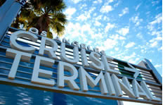 Port of Los Angeles shuttle to the airport