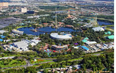 SeaWorld Orlando shuttle to the airport