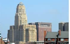 Buffalo Niagara Convention Center shuttle to the airport