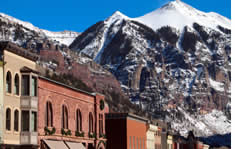 Telluride shuttle to the airport