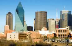 Visiting the Dallas area