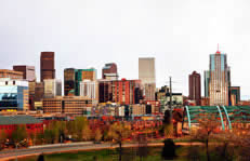 Denver winter ski vacations