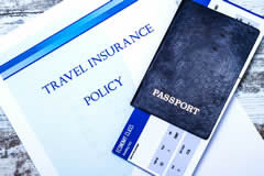 Pack your travel documents