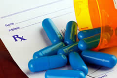 Take prescriptions while traveling