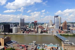 Vacationing in Pittsburgh