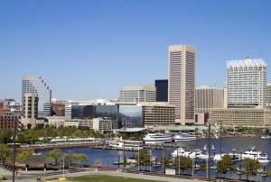 Visiting Baltimore area