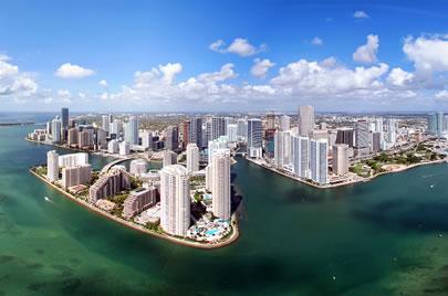 Shuttles to Miami landmarks
