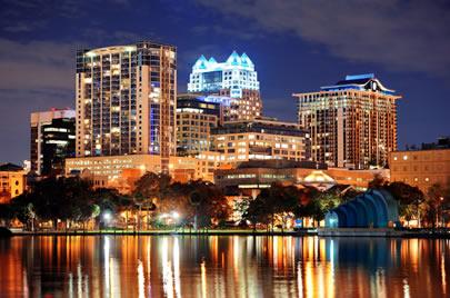 Destinations near downtwon Orlando