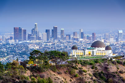 Rides to Los Angeles landmarks