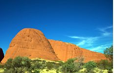 Ayers Rock shuttle to the airport