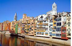 Girona shuttle to the airport
