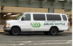 GO shuttle transfers