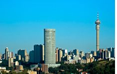 Johannesburg shuttle to the airport