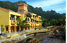 Langkawi shuttle to the airport