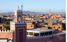 Marrakesh shuttle to the airport